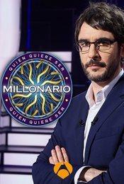 Cartel de ¿Quién quiere ser millonario?