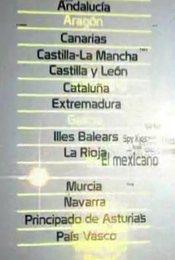 Cartel de La lista