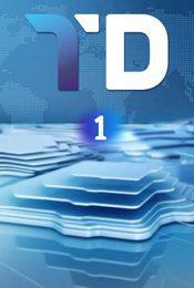 Cartel de Telediario 2