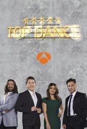 Cartel de Top Dance