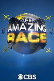 Cartel de The Amazing Race
