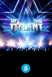 Cartel de Got Talent España