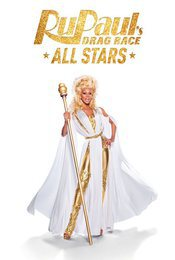 Cartel de RuPaul's Drag Race: All Stars