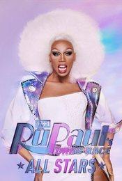 Cartel de RuPaul's Drag Race: All Stars