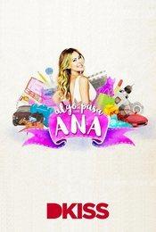 Cartel de Algo pasa con Ana