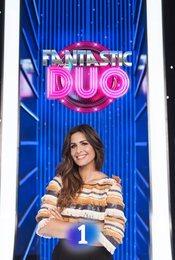 Cartel de Fantastic Duo