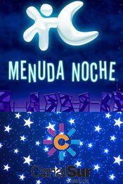 Cartel de Menuda Noche