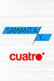 Cartel de Samanta y...