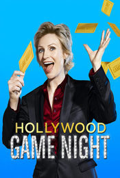 Cartel de Hollywood Game Night