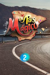 Cartel de Un país mágico