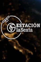 Cartel de Estación laSexta
