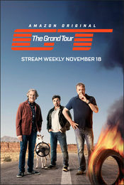 Cartel de The Grand Tour