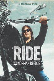 Cartel de Ruta con Norman Reedus