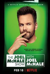 Cartel de The Joel McHale Show