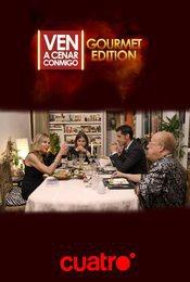 Cartel de Ven a cenar conmigo: Gourmet Edition