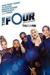 Cartel de The Four: Battle for Stardom