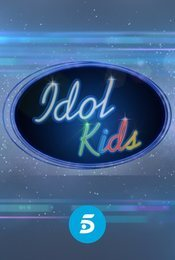 Cartel de Idol Kids