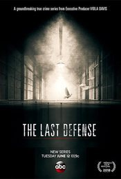 Cartel de The Last Defense