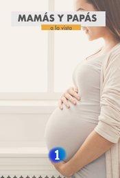 Cartel de Mamás y papás a la vista