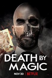 Cartel de Death by Magic
