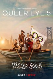 Cartel de Queer Eye