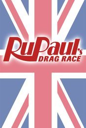 Cartel de RuPaul's Drag Race UK