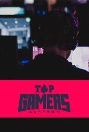 Cartel de Top Gamers Academy