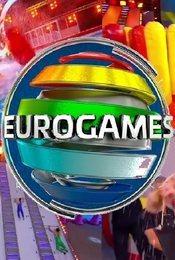 Cartel de Juegos sin fronteras