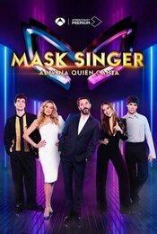 Cartel de Mask Singer: adivina quién canta