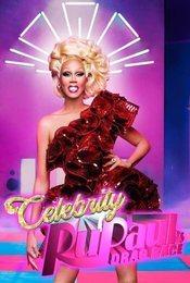 Cartel de RuPaul's Celebrity Drag Race