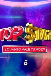 Cartel de Top Star. ¿Cuánto vale tu voz?