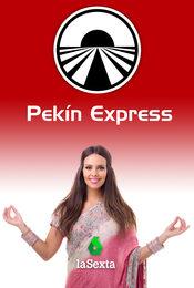 Cartel de Pekín Express