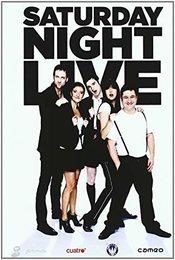 Cartel de Saturday Night Live