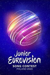 Cartel de Festival de Eurovisión Junior 2020