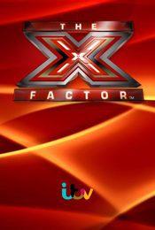 Cartel de The X Factor (UK)