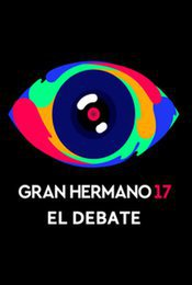 Cartel de Gran Hermano: El debate
