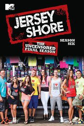 Cartel de Jersey Shore