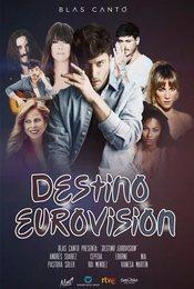 Cartel de Destino Eurovisión