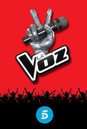 Cartel de La Voz