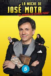 Cartel de La noche de José Mota