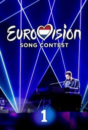 Cartel de Festival de Eurovisión 2021