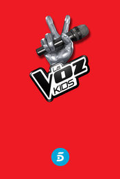 Cartel de La Voz Kids
