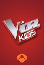 Cartel de La Voz Kids