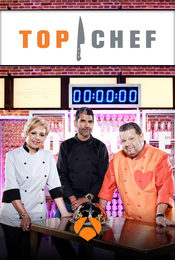 Cartel de Top Chef