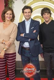 Cartel de MasterChef Junior