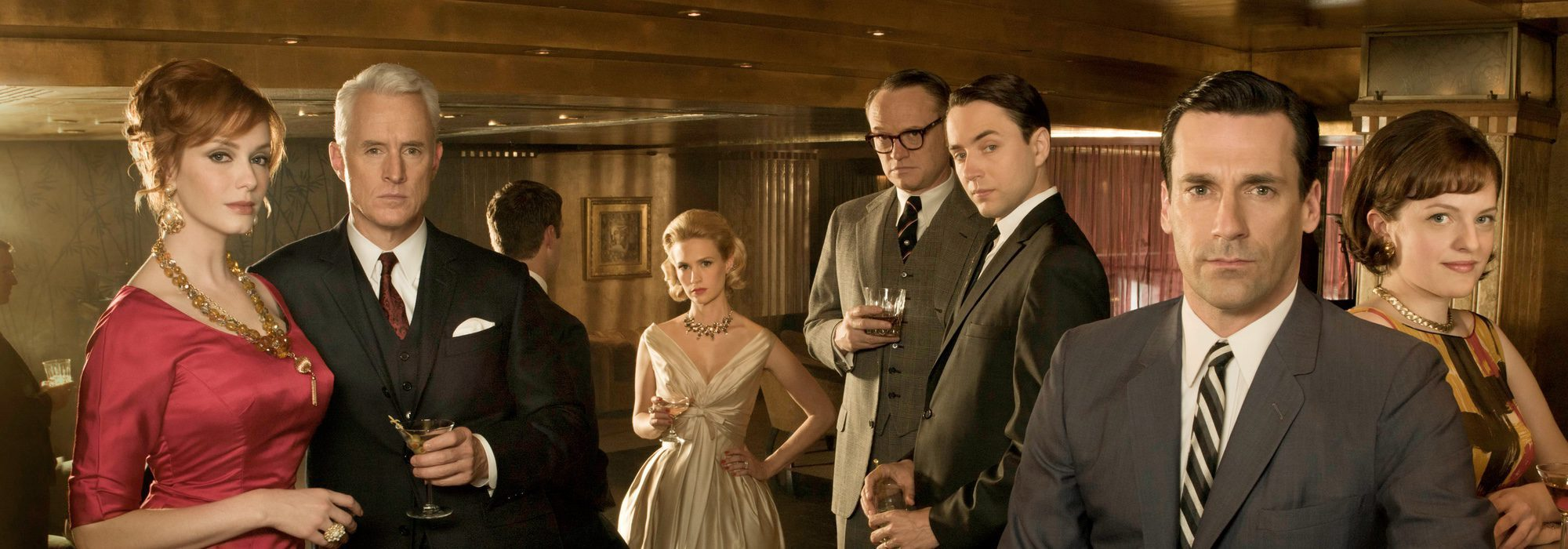 Mad Men. Serie TV - FormulaTV
