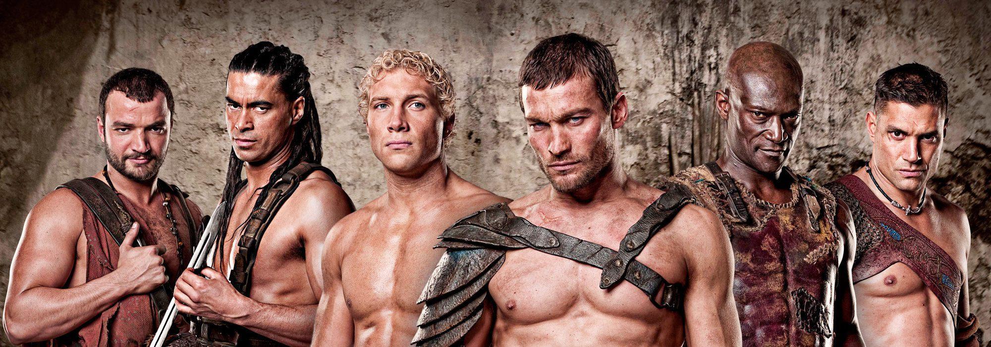 Spartacus: Sangre y Arena