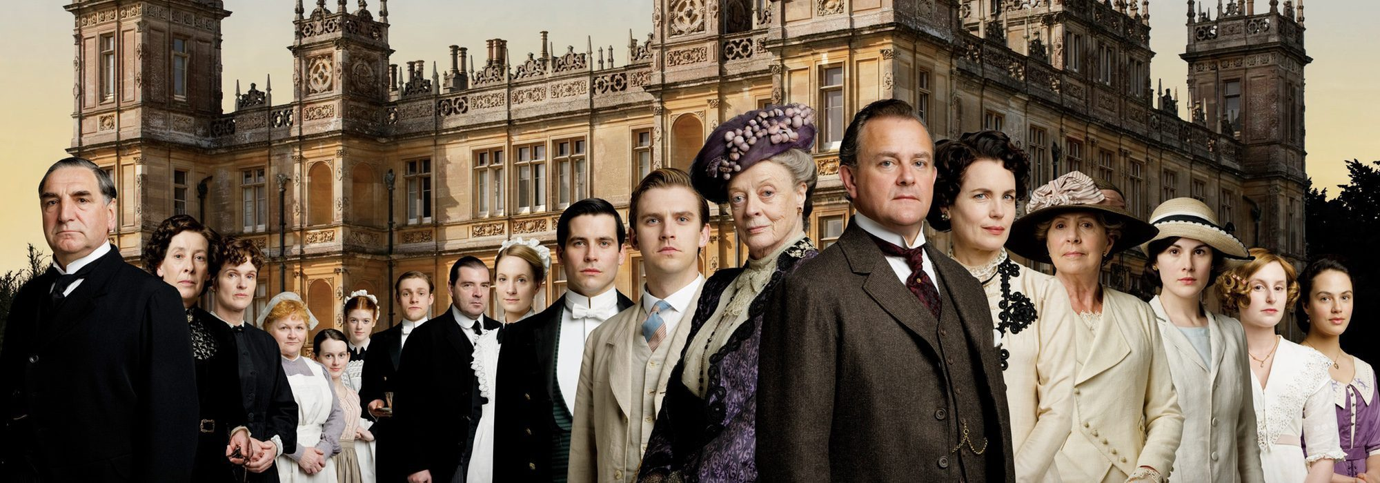 Downton Abbey. Serie TV - FormulaTV