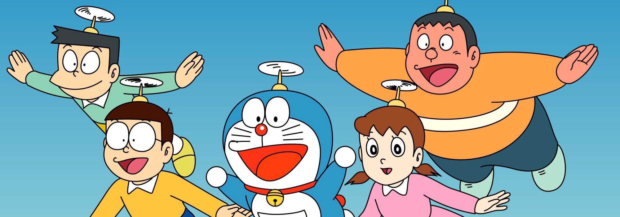 Vídeos Doraemon El Gato Cósmico Los Mejores Vídeos De La Serie