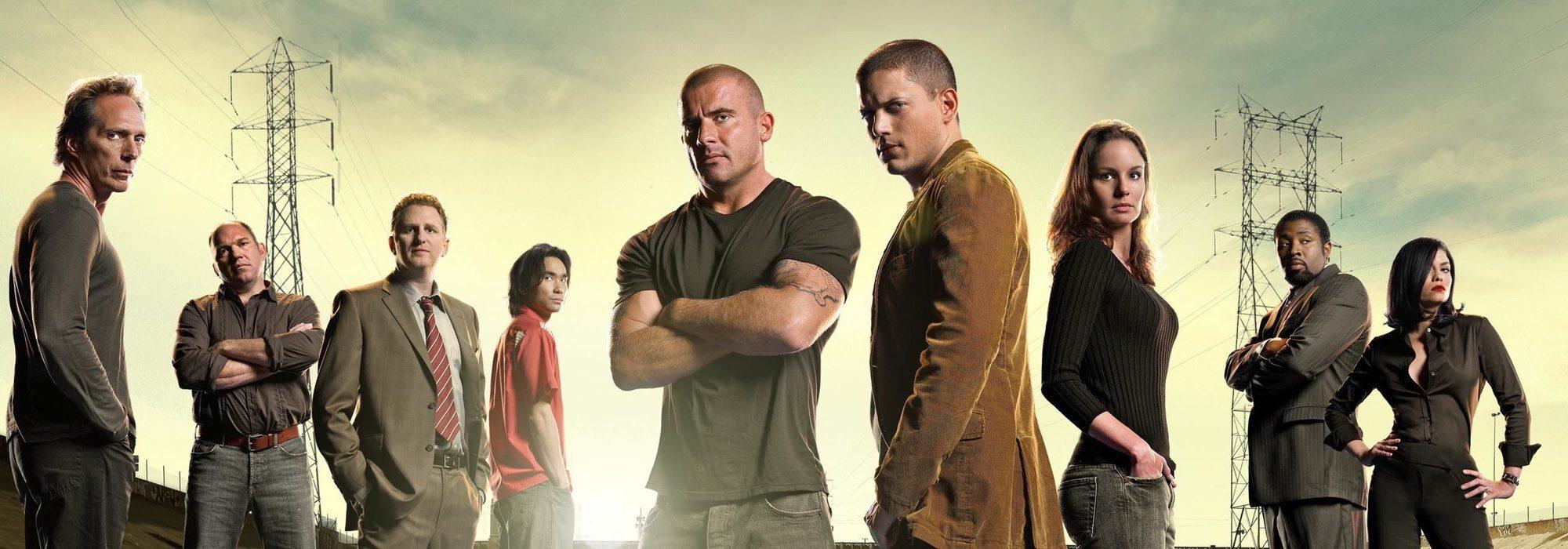 Temporada 1 Prison Break: Todos los episodios - FormulaTV